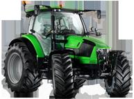 Deutz Traktor Serie 6